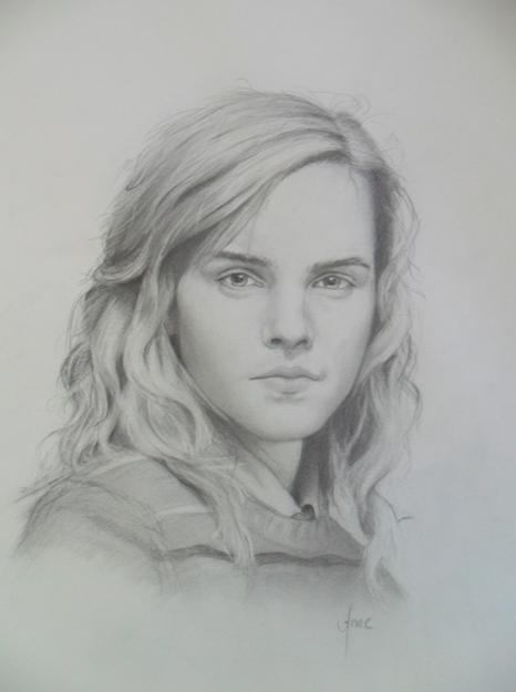 Emma Watson par Ennankh